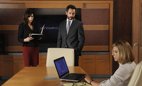 The Good Wife Season 3 Premiere Pic