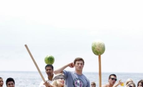 Watermelon Whacking