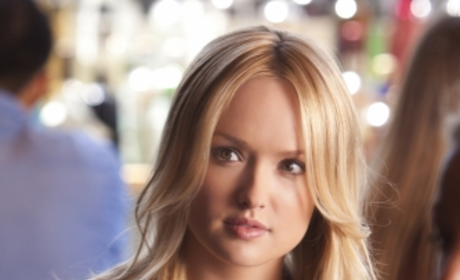 Kaylee DeFer on Gossip Girl