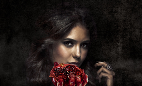 The Vampire Diaries Promo Pics: Bloody Awesome!
