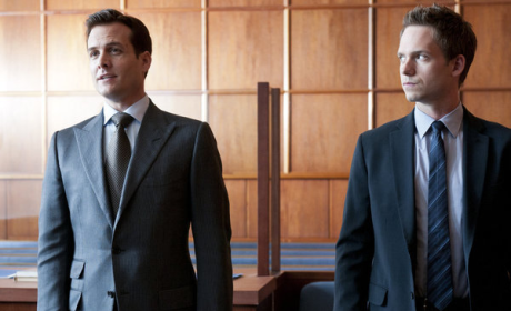 Suits Season Finale Pic