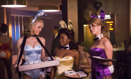 "The Playboy Club Review: ""The Scarlet Bunny"""