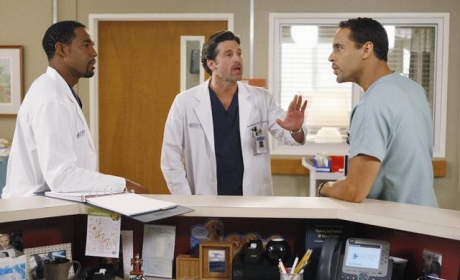 Grey's Anatomy Photo Preview: The All-Boys Episode!