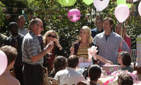 Parenthood Review: Stepping Up