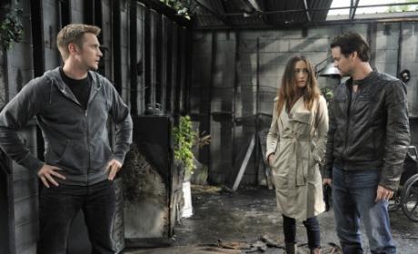 """Nikita Review: """"Falling Ash"""""""