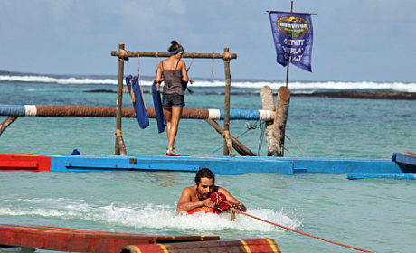 Ozzy Competes in the Challenge