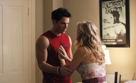 The Vampire Diaries Clip & Spoiler: A Forwood Love Child?!?