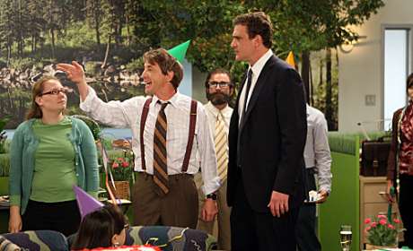 How I Met Your Mother Review: Yes, It's Creepy