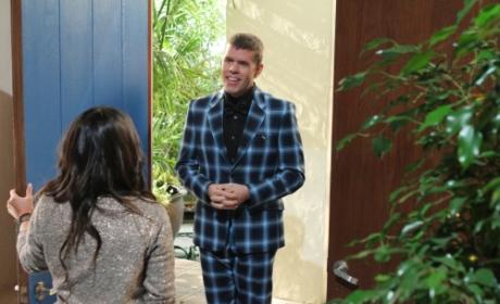 Perez Hilton on 90210