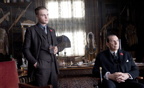 Boardwalk Empire Review: A History of Jimmy's Violence