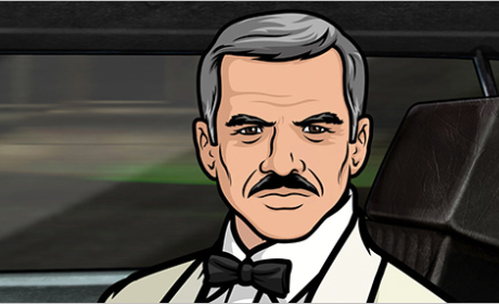 Burt Reynolds Coming to Archer!