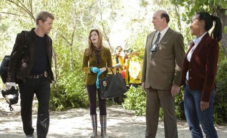 Body of Proof Review: House of Horrors