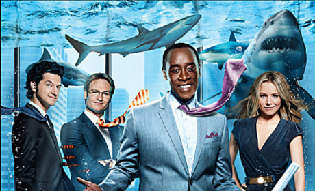 House of Lies Poster