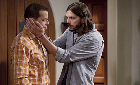 Two and a Half Men Review: Looney Bin or Stress Clinic?