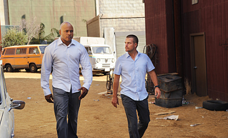 NCIS: Los Angeles Review: Sam Hanna Revealed