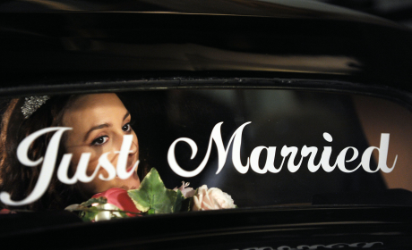 Blair Waldorf: Just Married?
