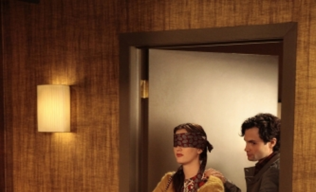 Dan Blindfolds Blair