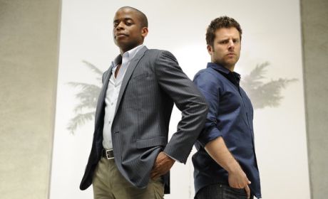 Grade the Psych Series Finale
