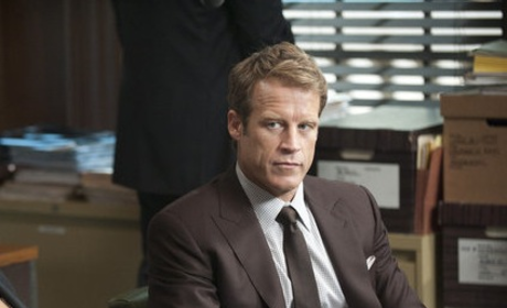 Body of Proof Season 3 Scoop: Mark Valley as Blast from Megan's Past?
