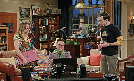 CBS, The Big Bang Theory Atop 2011-2012 Ratings