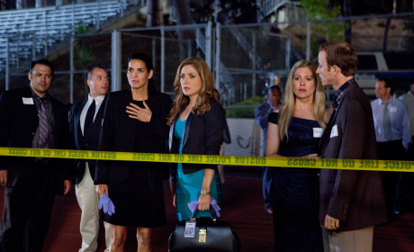 Rizzoli & Isles Review: Roly Poly Rizzoli