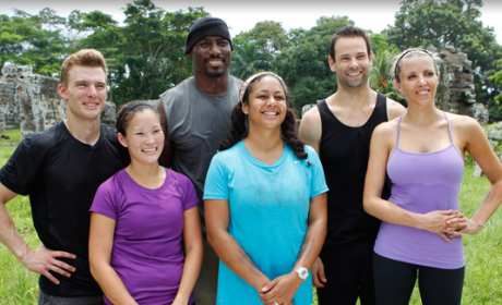 The Amazing Race Finalists