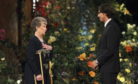 Grandma Comes to The Bachelor