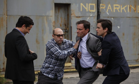 White Collar Review: Next Chapter