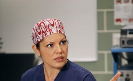 Grey's Anatomy Sneak Peek: Callie Torres Isn't Sure ...