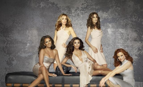 Desperate Housewives Review: More Questions, No Answers