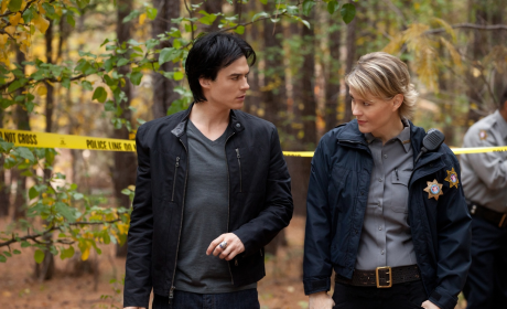 Damon and the Sheriff
