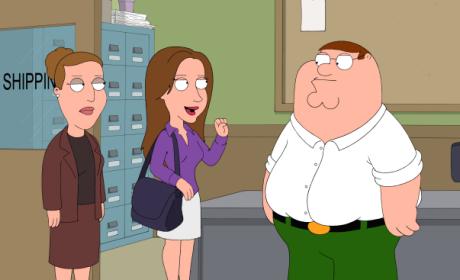 Marlee Matlin on Family Guy