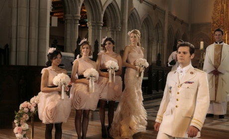 Louis and Bridesmaids