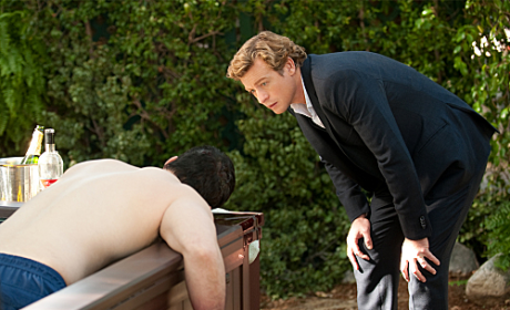 The Mentalist Review: The Talking Dead