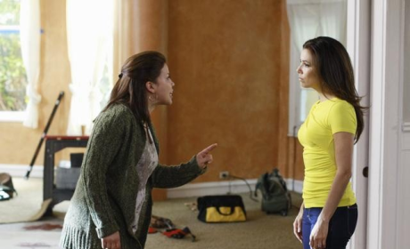 Desperate Housewives Review: Making Like Samantha