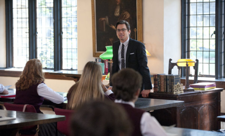 White Collar Review: Textbook Behavior?