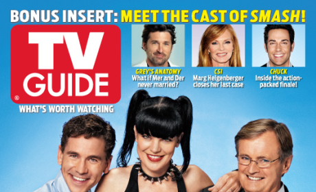 NCIS TV Guide Cover #2