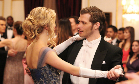 Vampire Diaries Photo Preview: Having a Ball!