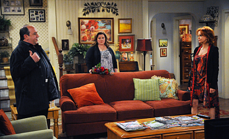 Mike & Molly Review: Don't Kiss And Tell