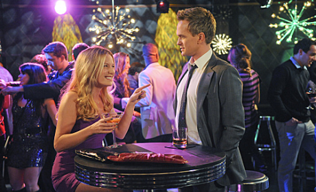Becki Newton Books Return to How I Met Your Mother