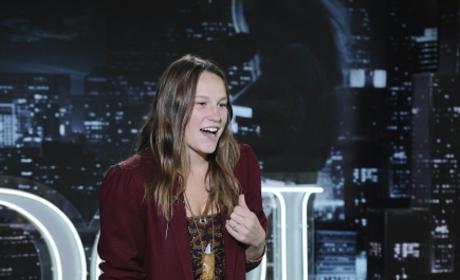 Haley Smith on American Idol