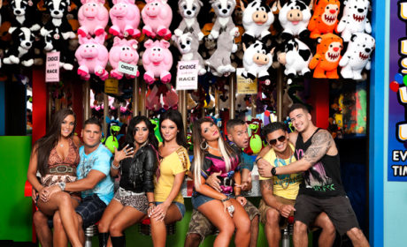 Jersey Shore Season Five Cast