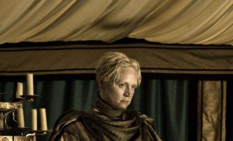 First look at Brienne