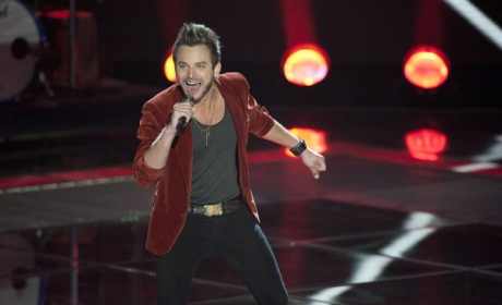 Brian Fuente's Blind Audition