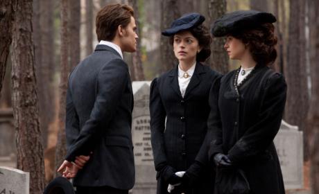 Stefan, Marianna and Samantha