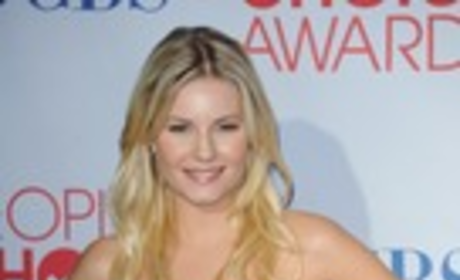 Elisha Cuthbert at the People's Choice Awards