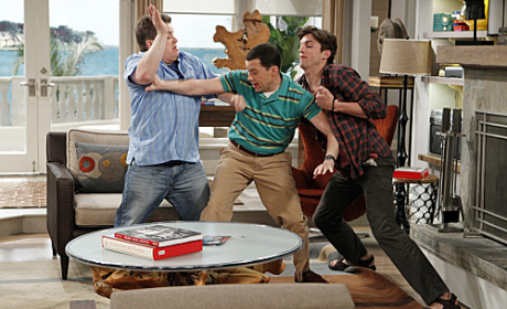 CBS Unveils 2012-2013 Schedule, Shifts Two and a Half Men and The Mentalist