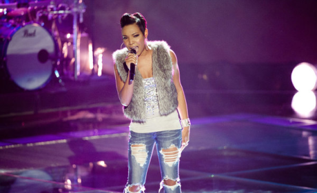 Sara Hill's Blind Audition