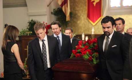 Desperate Housewives Funeral