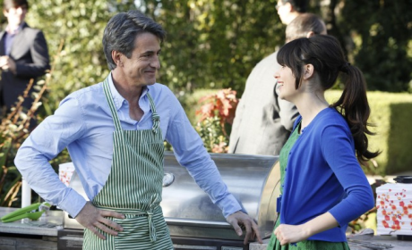 Dermot Mulroney on New Girl